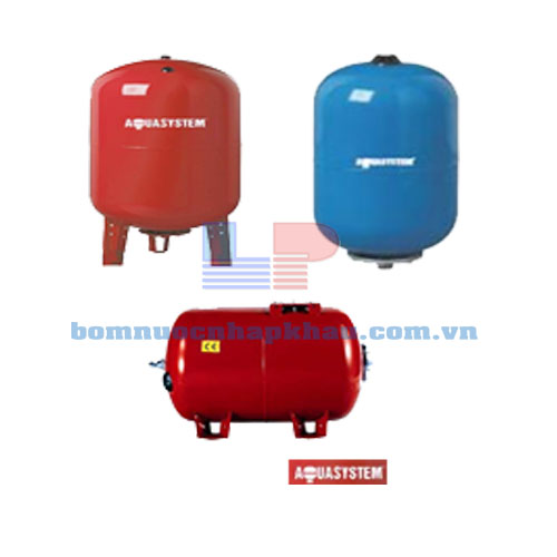 Bình tích áp Aquasystem VAO100-100L