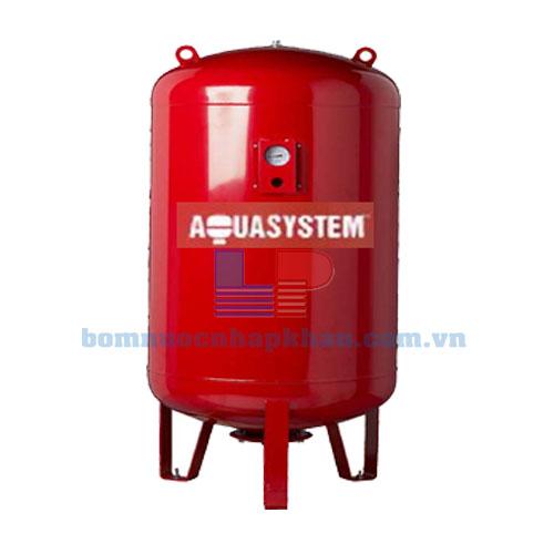 Bình tích áp Aquasytem VBV500-500L