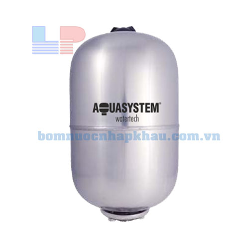 Bình tích áp Inox Aquasystem AX24–24L