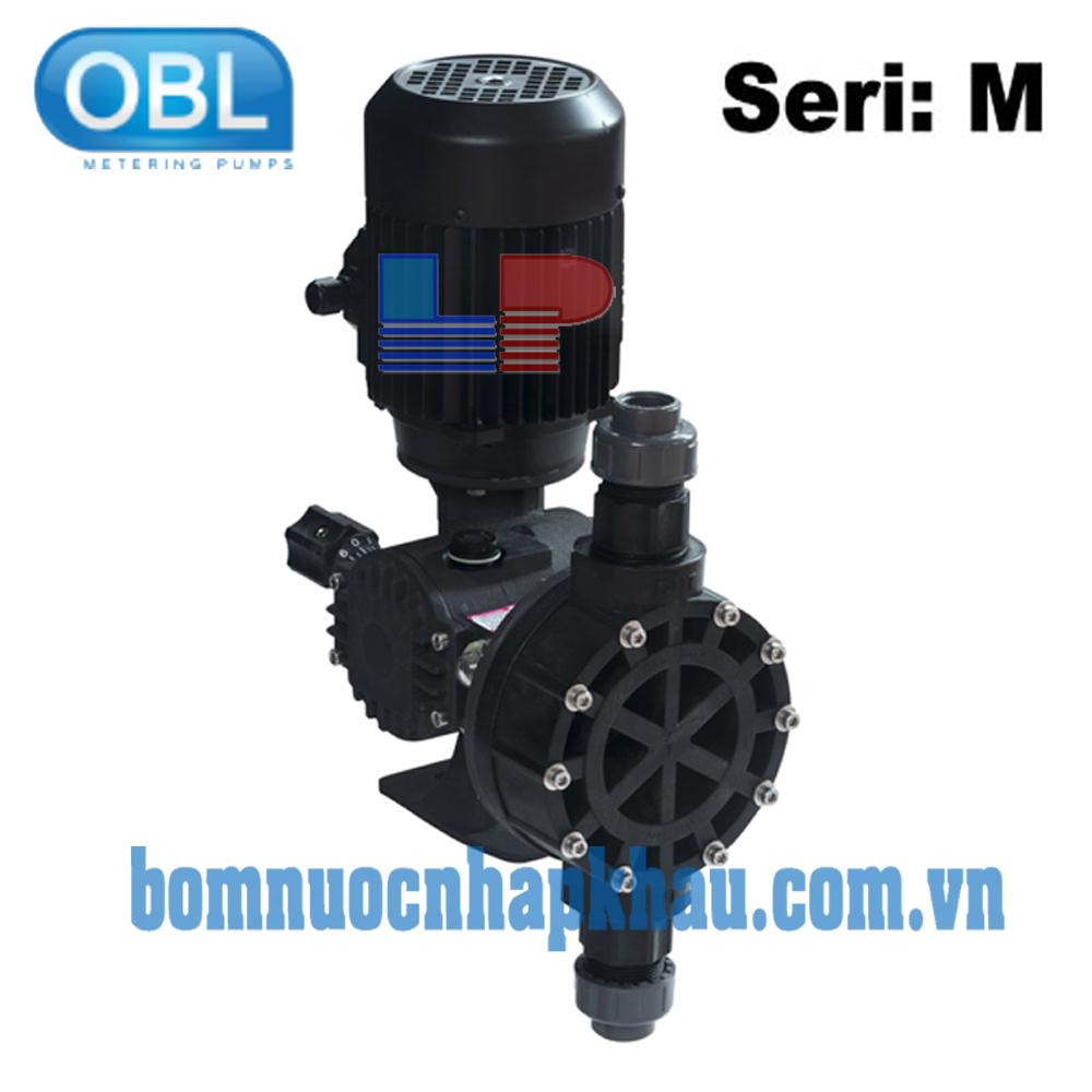 Bơm Định Lượng Kiểu Màng Cơ Khí OBL M75PPSV