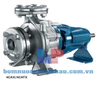 Đầu bơm Inox rời trục 2 Pole Pentax CAX80-160A