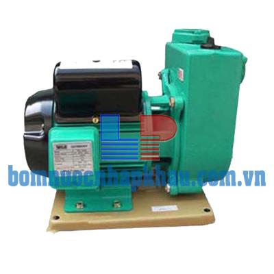 Máy bơm cấp nước lưu lượng tự mồi Wilo PU-1500E