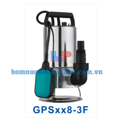 MÁY BƠM CHÌM GRANDFAR GPS1108-3F