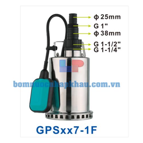 MÁY BƠM CHÌM GRANDFAR GPS407-1F