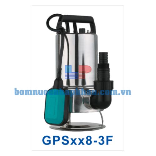 MÁY BƠM CHÌM GRANDFAR GPS758-3F