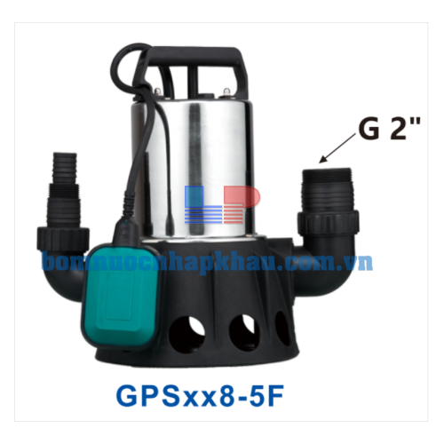 MÁY BƠM CHÌM GRANDFAR GPS758-5F