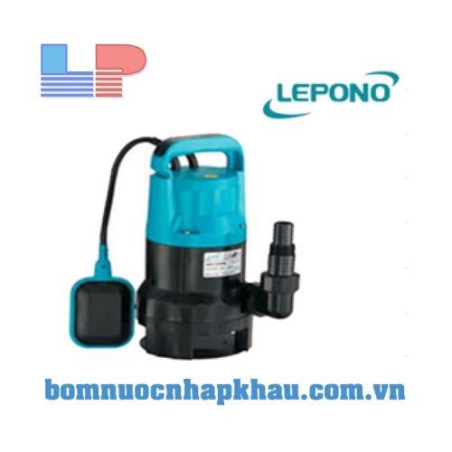 Máy bơm chìm nhựa Lepono AKS - 100PA