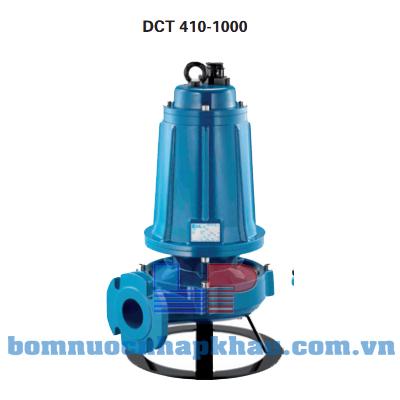 Máy bơm chìm nước thải công nghiệp Pentax DCT 410 (4Hp)