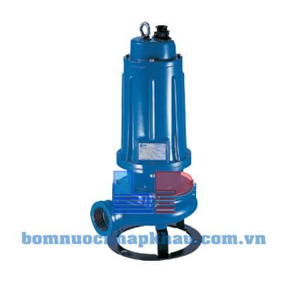 Máy bơm chìm nước thải công nghiệp Pentax DTRT 150 (1.5Hp)
