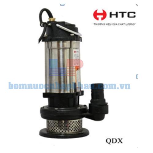 Máy bơm chìm nước thải HTC QDX15-10-0.75 SS