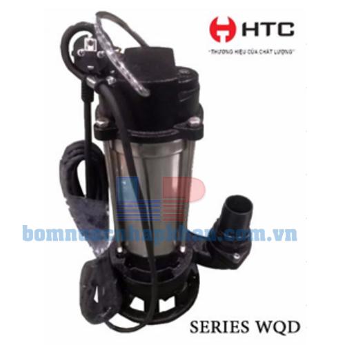 Máy bơm chìm nước thải HTC WQD7-10-0.75/QG