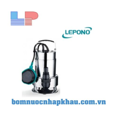 Máy bơm chìm nước thải inox Lepono AKS - 75A