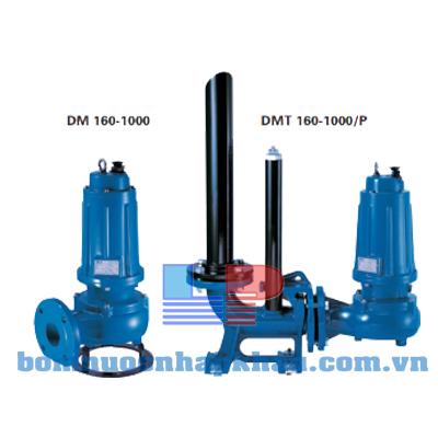 Máy bơm chìm nước thải Pentax DMT 410 (4HP)