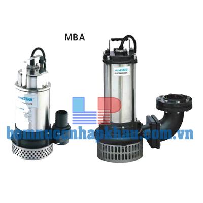 Máy bơm chìm nước thải Pentax Mastra MBA-7500