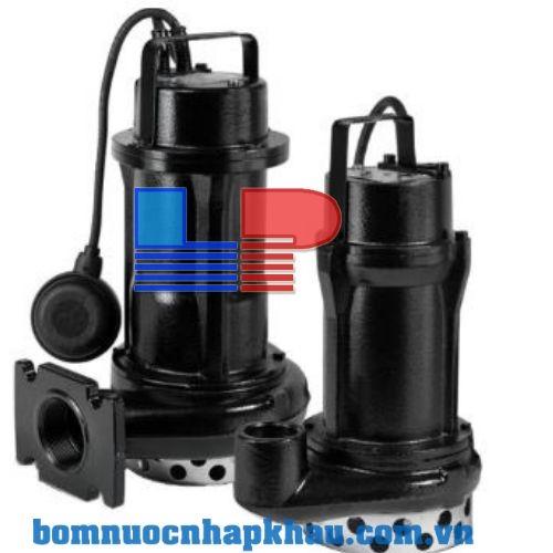 Máy bơm chìm nước thải Zenit có phao DRE 150/2/G50V (H-P)