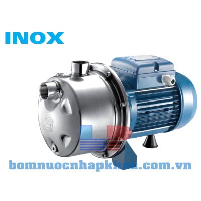 Máy bơm dân dụng Pentax INOX100/62  (cánh Inox )