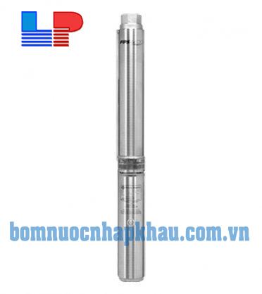 Máy Bơm Hỏa Tiễn 4 Inch Franklin 100FA2S4-PEXB 2HP 220V