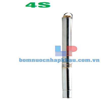 Máy bơm hỏa tiễn Pentax 4S 14-12(3Hp)