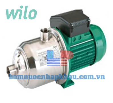 Máy bơm ly tâm trục ngang Wilo MHI 404-1/E/1-230-50-2