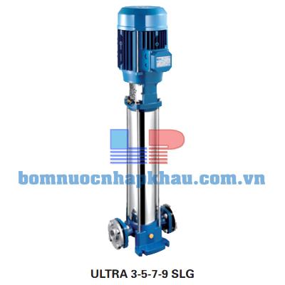 Máy bơm ly tâm trục đứng Pentax U5SLG 450/ 16T