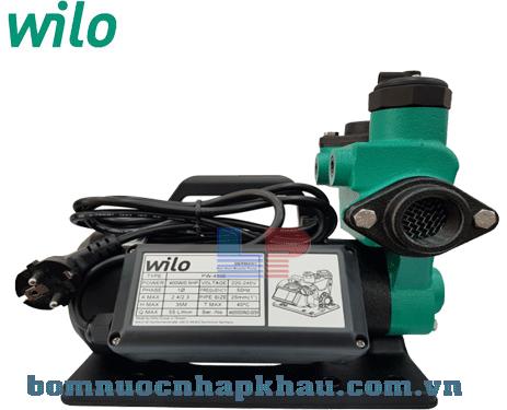 Máy bơm nước hút chân không đẩy cao Wilo PW-400E