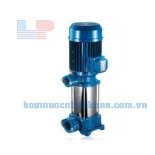 Máy bơm nước ly tâm trục đứng inox đa tầng cánh EWARA VM 2-9*9