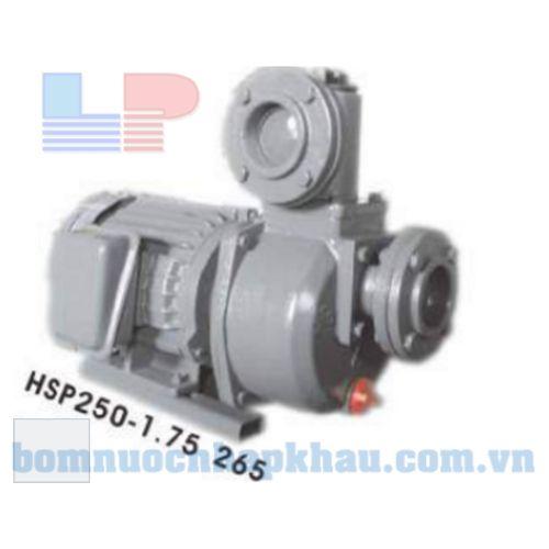 Máy bơm nước tự hút đầu gang NTP HSP250-1.75 205