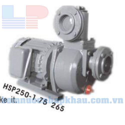 Máy bơm nước tự hút đầu gang NTP HSP250-11.5 265