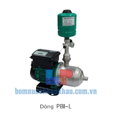 Máy bơm tăng áp biến tần Wilo PBI-L802EA