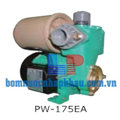 Máy bơm tăng áp tự động có bình tích áp Wilo PW-175EA