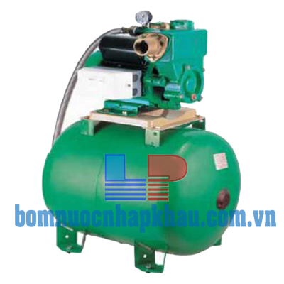 Máy bơm tăng áp tự động có bình tích áp Wilo PW-750LEA