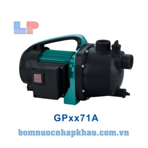 MÁY BƠM TRỤC NGANG GRANDFAR GP8071A