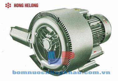 Máy thổi khí con sò 2 tầng ánh Hong Helong GB-550/2